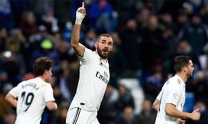 Real Madrid 3-0 Alaves