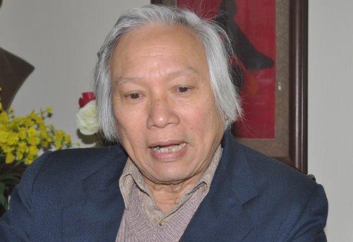 Nhà nghiên cứu Nguyễn Văn Huy. Ảnh: CTV