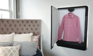 Tủ thông minh giặt ủi quần áo cấp tốc trong 10 phút