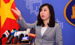 Bộ Ngoại giao hoan nghênh thượng đỉnh Mỹ - Triều diễn ra tại Việt Nam