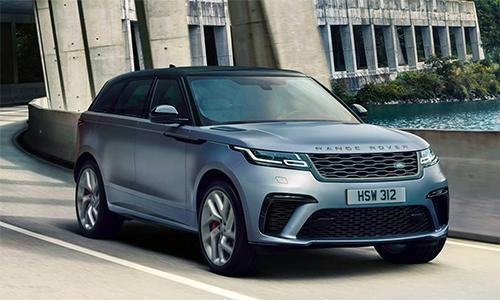 Land Rover Velar SVAutobiography Dynamic Edition bán ra đầu tiên tại châu Âu.