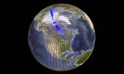 Cực Bắc từ của Trái Đất di chuyển 55 km mỗi năm