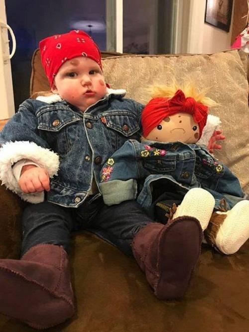 Những con búp bê vải giúp trẻ em Mỹ tự tin vào ngoại hình