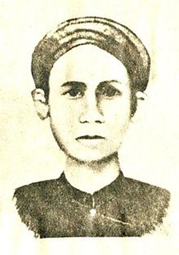 Chân dung Nguyễn Thông. Ảnh tư liệu.