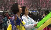 Phong tục đón Tết của người Triều Tiên