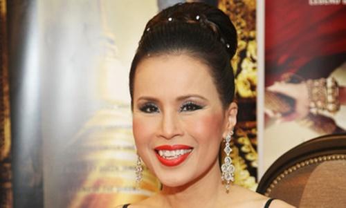 Công chúa Ubolratana, chị của Vua Maha Vajiralongkorn. Ảnh: GN.