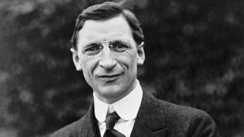 Eamon de Valera có công lớn trong việc giúp Cộng hòa Ireland khỏi lệ thuộc vào Anh. Ảnh: Getty.