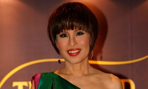 Công chúa Ubolratana dự sự kiện ở Hong Kong năm 2010. Ảnh: Reuters.
