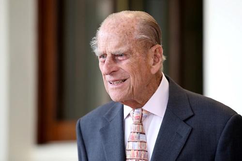 Hoàng thân Anh Philip. Ảnh: Reuters.