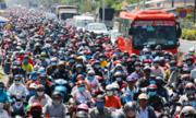 Dải phân cách di động sẽ giúp đường miền Tây - Sài Gòn bớt kẹt cứng