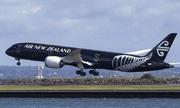 Máy bay New Zealand phải quay về vì Trung Quốc không cho phép hạ cánh