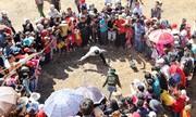 Hàng nghìn người trẩy hội đầu xuân ở Lâm Đồng
