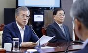 Tổng thống Hàn Quốc muốn hội nghị Trump - Kim tạo 'bước ngoặt'