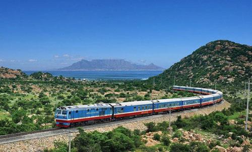 Bao nhiêu tỉnh thành Việt Nam có đường sắt đi qua?
