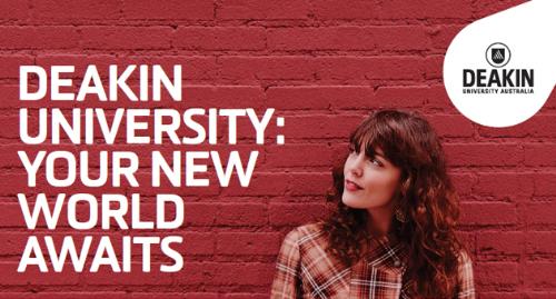 Deakin University xếp hạng 5 sao về cơ sở vật chất đẳng cấp thế giới, nghiên cứu và giảng dạy, cơ hội việc làm cho sinh viên (theo QS rankings 2018).