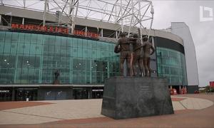 Tour tham quan sân vận động Old Trafford với 32 USD