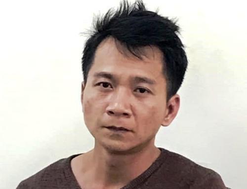 Nghi can Vương Văn Hùng bị cáo buộc đã cùng đồng bọn sát hại nữ sinh viên 21 tuổi bán gà chiều tối ngày 30 Tết.