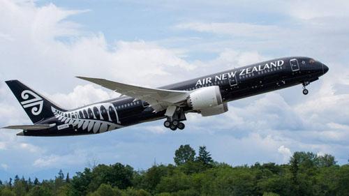 Một máy bay của Air New Zealand. Ảnh: Stuff.