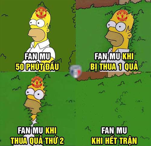 Fan MU đã ngưng gáy.