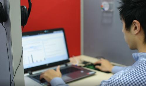 Điểm cộng của thi IELTS trên máy tính - 1