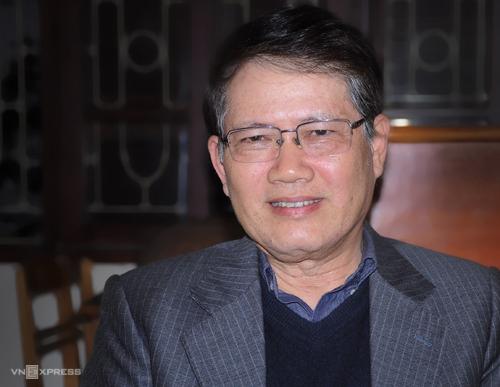Ông Nguyễn Văn Đào. Ảnh: Viết Tuân