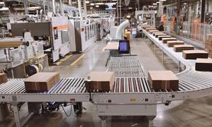 Dây chuyền tự động sản xuất thùng carton
