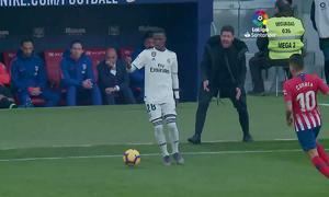 Các pha xử lý đẳng cấp trong tháng 2 tại La Liga