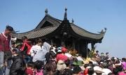 Yên Tử vắng khách trong ngày khai hội