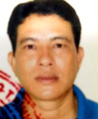 Chân dung nghi can Nguyễn Hữu Nam. Ảnh: Công an cung cấp.