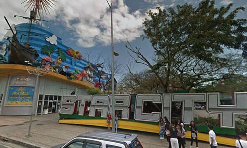 Công viên giải trí Star City ở thành phố Pasay,Philippines. Ảnh: Straits Times.