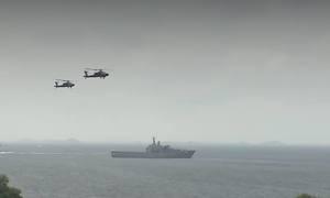 Quân đội Singapore từng bảo vệ thế nào cho cuộc gặp Trump - Kim
