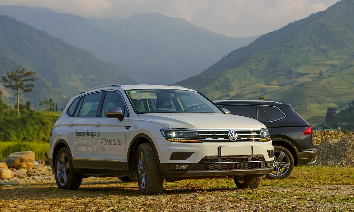 Volkswagen Tiguan Allspace - xe Đức thực dụng cho người Việt