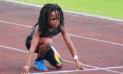 Cậu bé Mỹ nổi tiếng nhờ khả năng chạy 'nhanh như chớp'