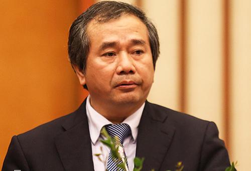 Giáo sư Phạm Hồng Tung tại hội thảo ngày 15/2 ở Hà Nội. Ảnh: Gia Chính