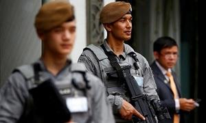 Biệt đội tinh nhuệ từng bảo vệ hội nghị Trump-Kim ở Singapore