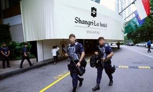 Bố phòng an ninh của Singapore cho thượng đỉnh Trump - Kim