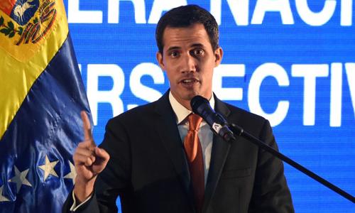 Guaido kêu gọi biểu tình toàn quốc để nhận hàng viện trợ Mỹ