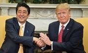 Báo Nhật nói Mỹ yêu cầu Abe đề cử giải Nobel Hòa bình cho Trump
