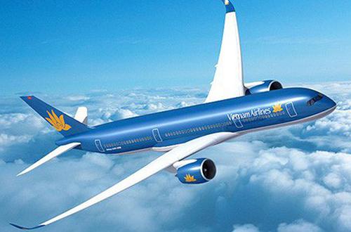 Hãng hàng không Vietnam Airlines sẽ lên kế hoạch mở đường bay đến Mỹ.Ảnh: Xuân Hoa.