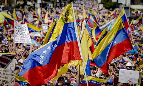 Venezuela từ chối cho đoàn nghị sĩ châu Âu nhập cảnh