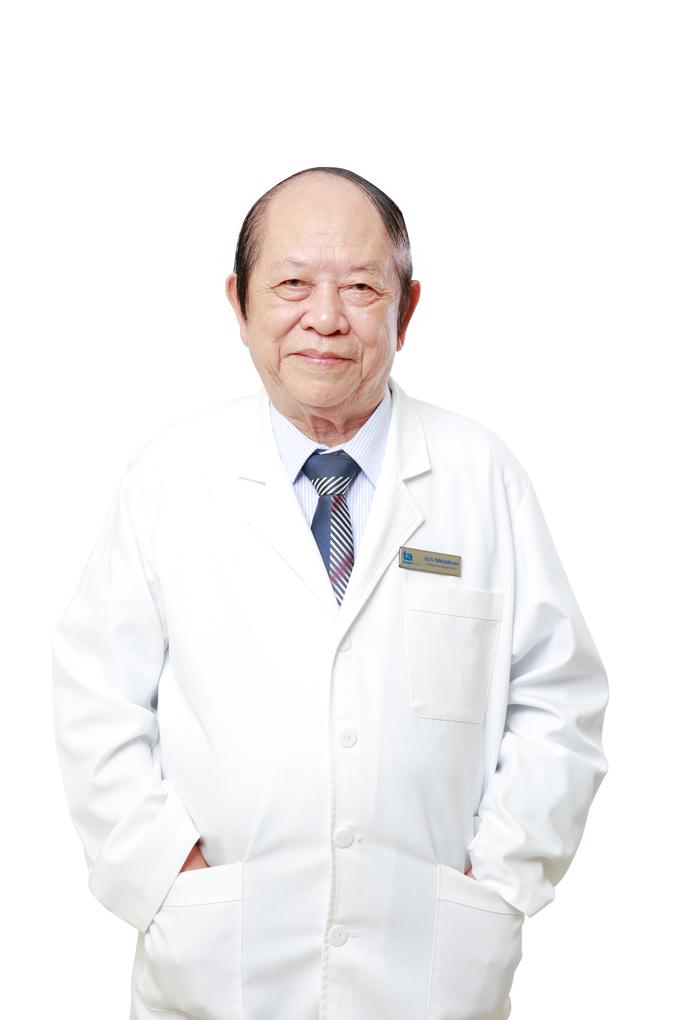 NGND.GS.TS.BS Trần Quán Anh