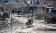 IS chỉ còn kiểm soát chưa đầy một km vuông đất tại Syria