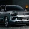 SsangYong Korando thế hệ mới - đối thủ của Honda CR-V