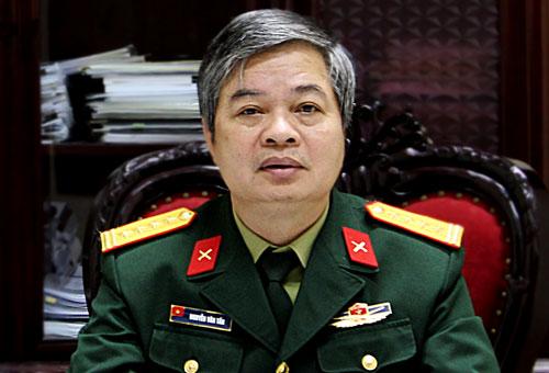 Đại tá Nguyễn Văn Tấn, Cục phó Quân lực, Bộ Tổng tham mưu QĐND Việt Nam. Ảnh: HT