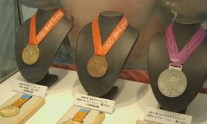 Huy chương Olympic 2020 ở Nhật Bản làm từ rác thải điện tử