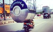 Những ảnh hài hước của giao thông Việt Nam (phần 1)
