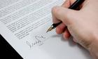 Phân biệt ký tắt, ký nháy và ký chính thức