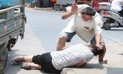 Ông chồng Trung Quốc bị bắt vì đánh vợ giữa đường phố Mỹ