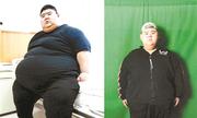 Chàng trai béo nhất Trung Quốc tìm được bạn gái sau khi giảm 142 kg