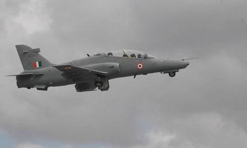 Một tiêm kích huấn luyện Hawk của không quân Ấn Độ. Ảnh: AIN.
